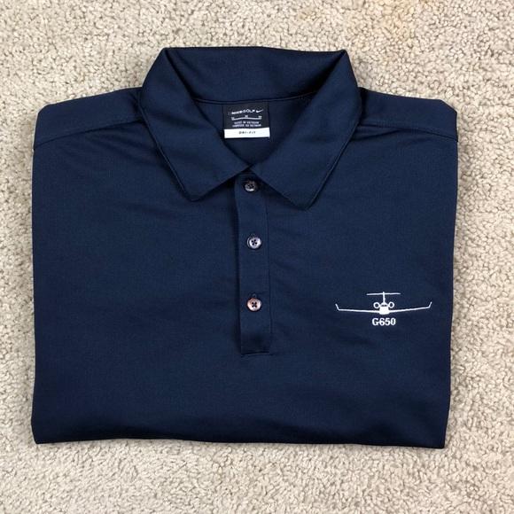 bba68982 Nike Gulfstream Dri-Fit Golf Polo Shirt Medium. M_5be8707cbb7615f1856667bc
